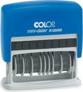 Colop Mini Dater S 120 DD