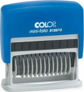 Colop Mini Folio S 120/13